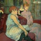 Adriani, Gotz. Toulouse-Lautrec