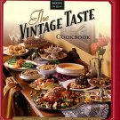 Salem Baking Co. The Vintage Taste Cookbook
