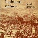 Webster, David. Scottish Highland Games