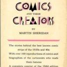 Sheridan, Martin. Comics And Their Creators: Life Stories Of American Cartoonists