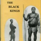 Hole, Hugh Marshall. The Passing Of The Black Kings