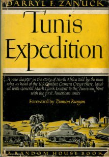 Zanuck, Darryl F. Tunis Expedition