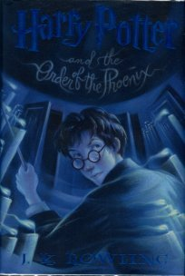 Rowling, J. K. Harry Potter And The Order Of The Phoenix