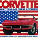 Bailey, L. Scott, ed. Corvette! : Thirty Years Of Great Advertising