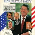 Frank, Beryl. Pictorial History Of The Republican Party