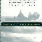 Prados, Edward F, ed. Neptunus Rex: Naval Stories Of The Normandy Invasion, June 6, 1944...