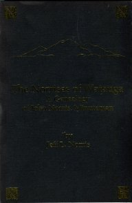 Norris, Jeff L. The Norrises Of Watauga: A Genealogy Of John Norris, Minuteman