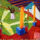Hockney, David. David Hockney: A Retrospective