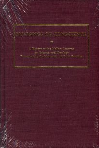 Powell, Robert J. No Pangs Of Conscience: A History Of The McNair Lectures...