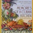 Randelman, Mary Urrutia, and Schwartz, Joan. Memories Of A Cuban Kitchen