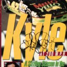 Gaillard, Frye, and Petty, Kyle. Kyle At 200 m.p.h.: A Sizzling Season In The Petty NASCAR Dynasty