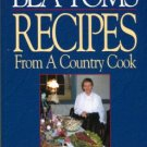Toms, Bea. Recipes From A Country Cook