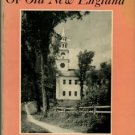 Marlowe, George Francis. Churches Of Old New England: Their Architecture And Their Architects...