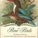 Albus, Anita. On Rare Birds