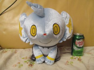 UFO CATCHER PLUSH POKEMON dx Shinx