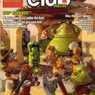 Lego Club Magazine Star Wars Jabba The Hutt November December 2012