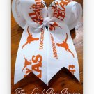 Texas Longhorns  Cheerleading Hair Bow!