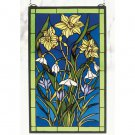 Spring Bouquet Window Panel