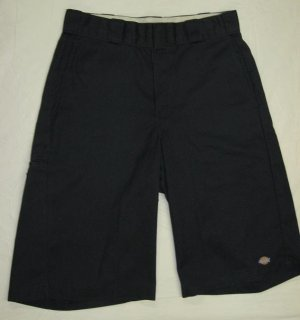 Used - Dickies Shorts Blue Boy's