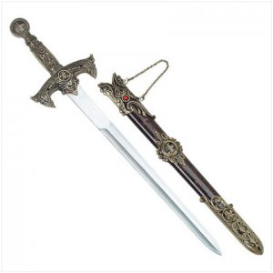KING ARTHUR EXCALIBUR SWORD