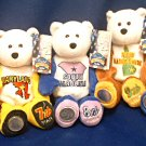 2000 LIMITED TREASURES STATE QUARTER BEARS
