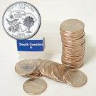2000 South Carolina Quarter Roll - Philadelphia Mint