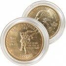 2000 New Hampshire 24 Karat Gold Quarter - Philadelphia