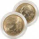 2002 Ohio 24 Karat Gold Quarter - Denver