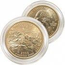 2002 Mississippi 24 Karat Gold Quarter - Philadelphia