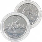 1999 New Jersey Platinum Quarter - Denver Mint