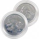2000 South Carolina Platinum Quarter - Denver Mint