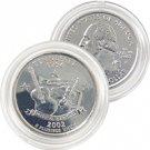 2002 Tennessee Platinum Quarter - Philadelphia Mint