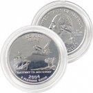 2004 Florida Platinum Quarter - Denver Mint
