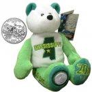 2002 Limited Treasures Quarter Bear - Mississippi