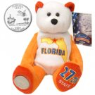 2004 Limited Treasures Quarter Bear - Florida