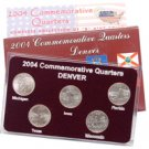 2004 Quarter Mania Uncirculated Set - Denver Mint