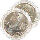 2004 Iowa Uncirculated Quarter - P Mint