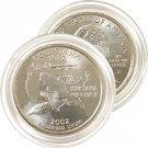 2002 Louisiana Uncirculated Quarter - Denver Mint