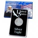 2001 Silver Eagle - Uncirculated