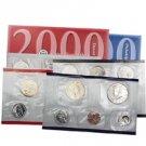 2000 US Mint Set