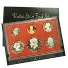 1981 Modern Issue Proof Set