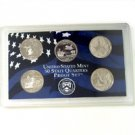 2004 Modern Issue Proof Set - Quarters Only