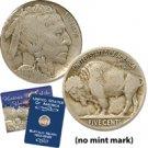 1917 Buffalo Nickel - Philadelphia Mint