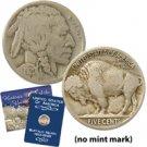 1920 Buffalo Nickel - Philadelphia Mint