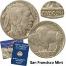 1924 Buffalo Nickel - San Francisco Mint