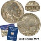 1926 Buffalo Nickel - San Francisco Mint