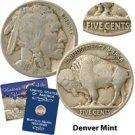 1927 Buffalo Nickel - Denver Mint