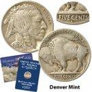 1936 Buffalo Nickel - Denver Mint