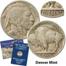 1938 Buffalo Nickel - Denver Mint