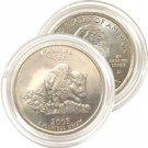 2005 Kansas Uncirculated Quarter - Denver Mint